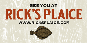 Welcome to Rick's Plaice