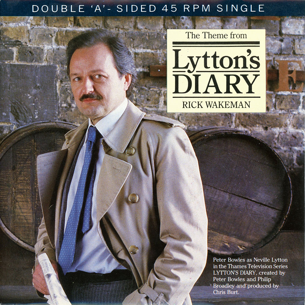 Lytton's Diary b/w Database