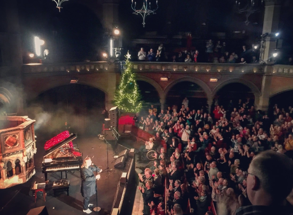 Xmas at The Union Chapel